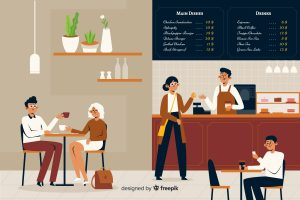 Помещение за кафене