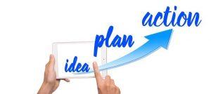 План за действие